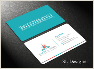 Business Card Examples For Students School Business Cards
