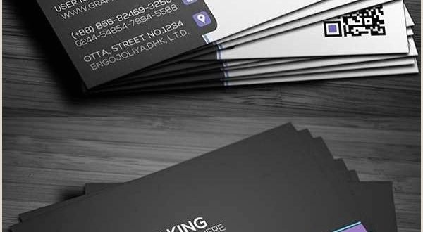 Business Card Information Business Card Ai Template Business Card Front and Back New