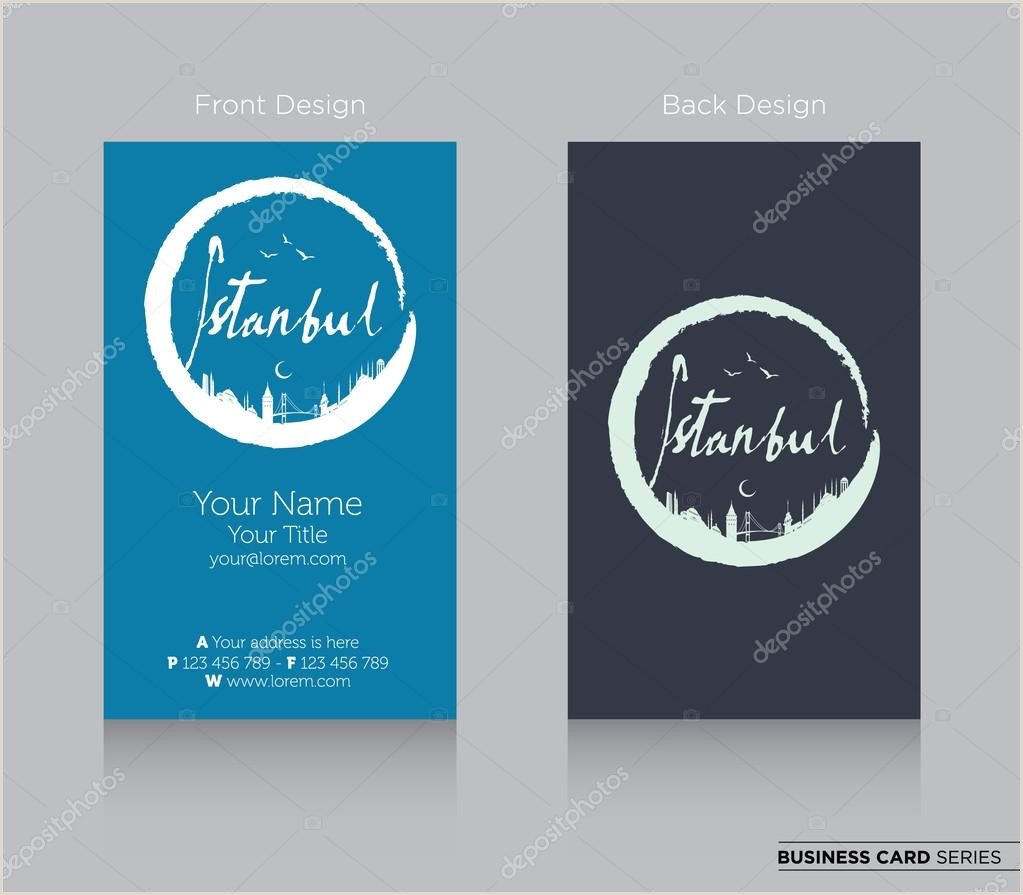 Business Card Information Business Card