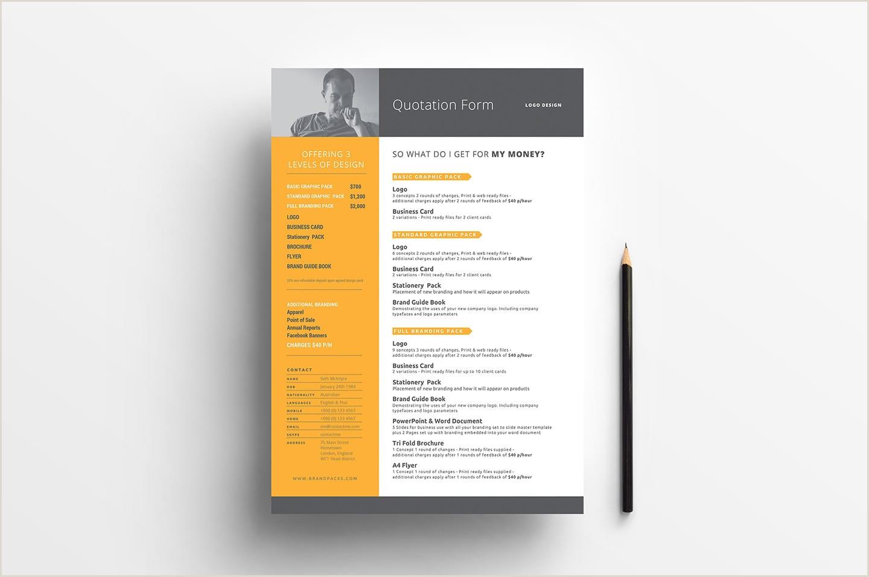 Business Card Logo Samples Logo Design Ideas Logo Design Quotation