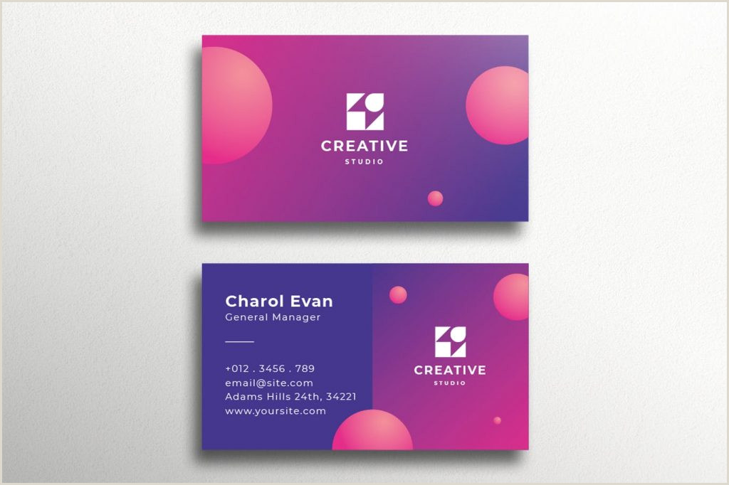 Business Card Meaning Best Business Card Design 2020 – Think Digital