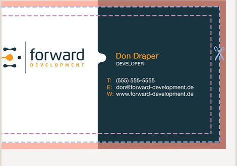 Business Card Meaning How to Design Business Cards Business Card Design Tips for