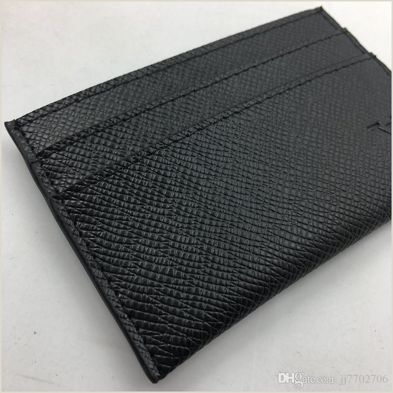 Business Card Portfolio Small Card Wallet Credit Card Holder Business Men Money Coin