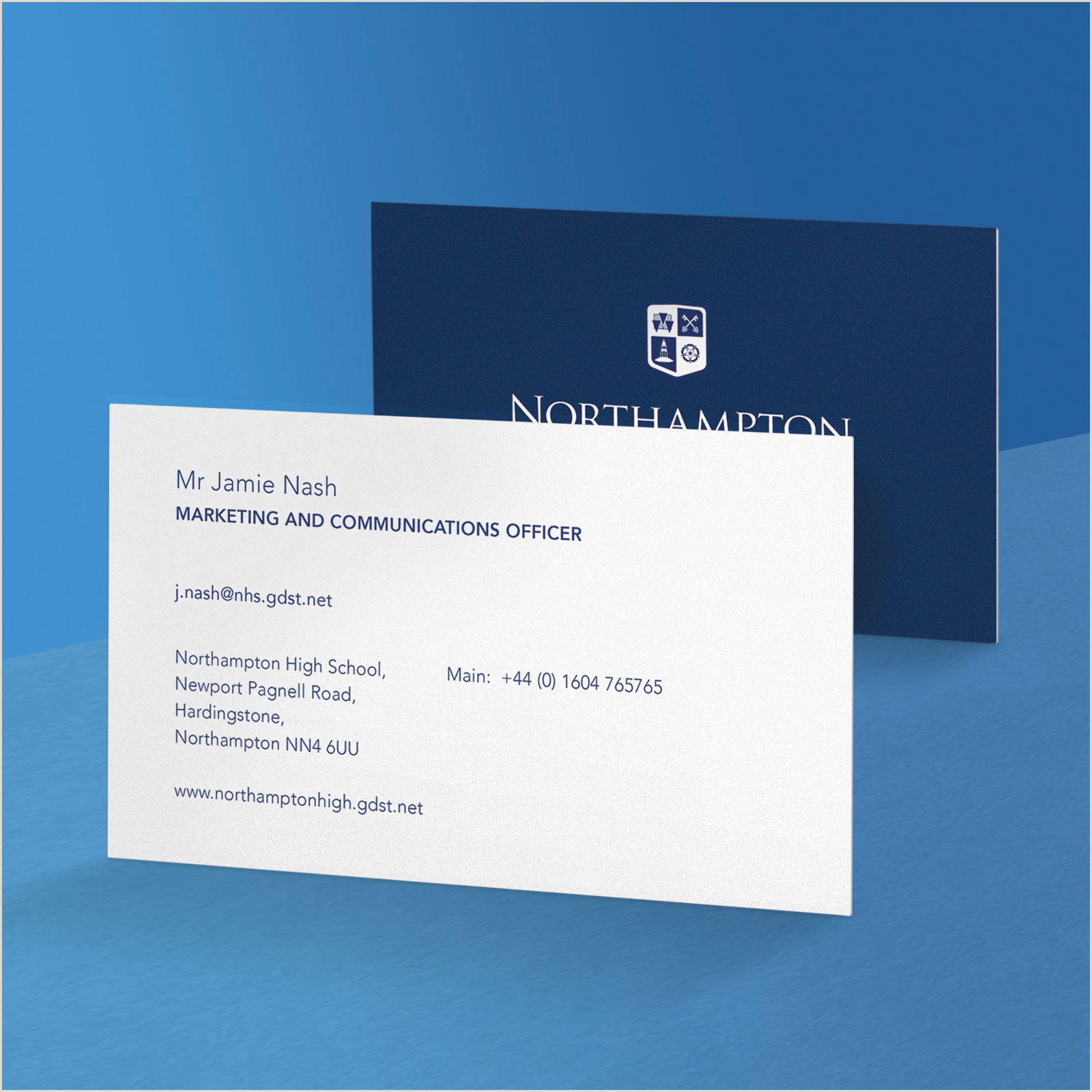 Business Card Portfolio Upload A Design Eco Business Cards