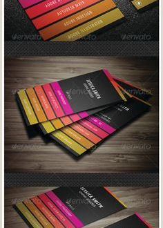 Business Card Setup 40 Cmyk Ideas