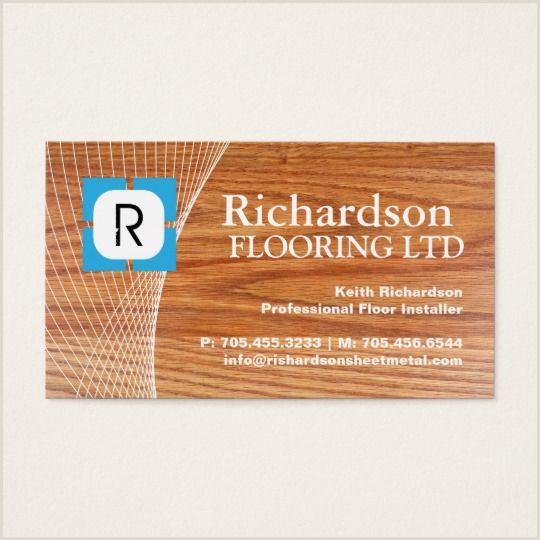 Business Card Setup Flooring Stores Carpet Cleaning Service For Flooring Stores