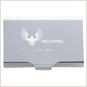 Business Card Setup Promotional Traverse Business Card Holder Personalized With