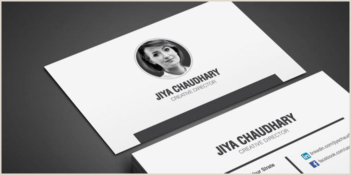 Business Card Simple Free Business Card Templates You Can Today
