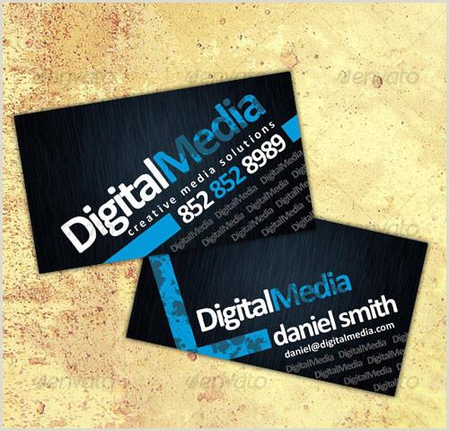 Business Card Styles 50 High Quality Psd Business Card Designs – Bashooka