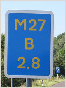 Business Card Symbols Signage
