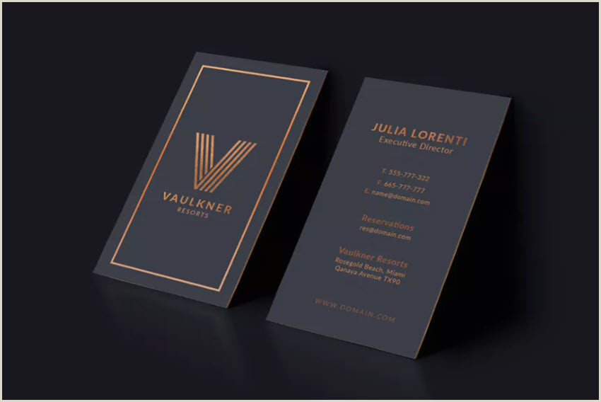 Business Card Template Front And Back 20 Double Sided Vertical Business Card Templates Word Or