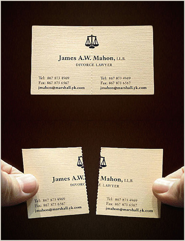 Business Card Unique 32 Creative And Unique Business Cards That Stand Out