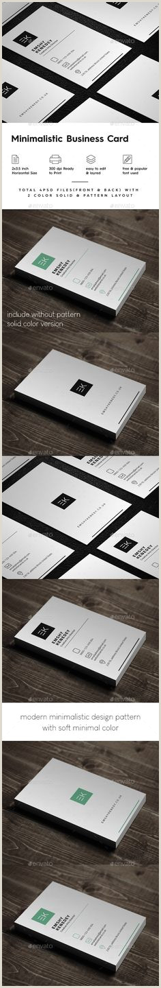 Business Card With 2 Logos 100 Business Cards Ideas