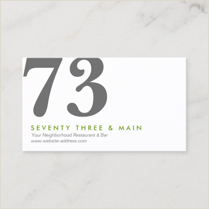 Business Card With 2 Logos Two Numbers Logo Ii Designer Business Card