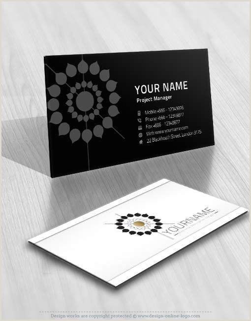 Business Card With Geometric Logo C Jewelry Price Vjewelrysthlm Product