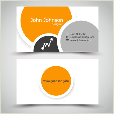 Business Card With Logo Template Logo Business Card And Letterhead Template Free Vector