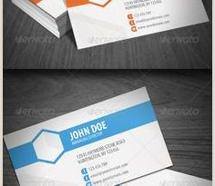 Business Card with Picture 500 Colorful Business Card Template Ideas