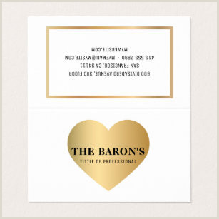 Business Card With Picture Gold Love Quote Business Cards Business Card Printing