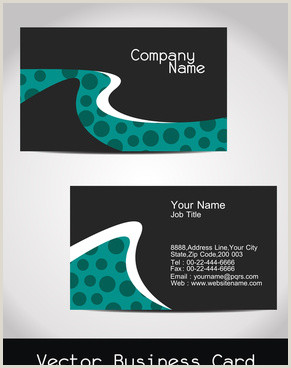 Business Card Without Address Business Visiting Card Free Vector 24 940 Free