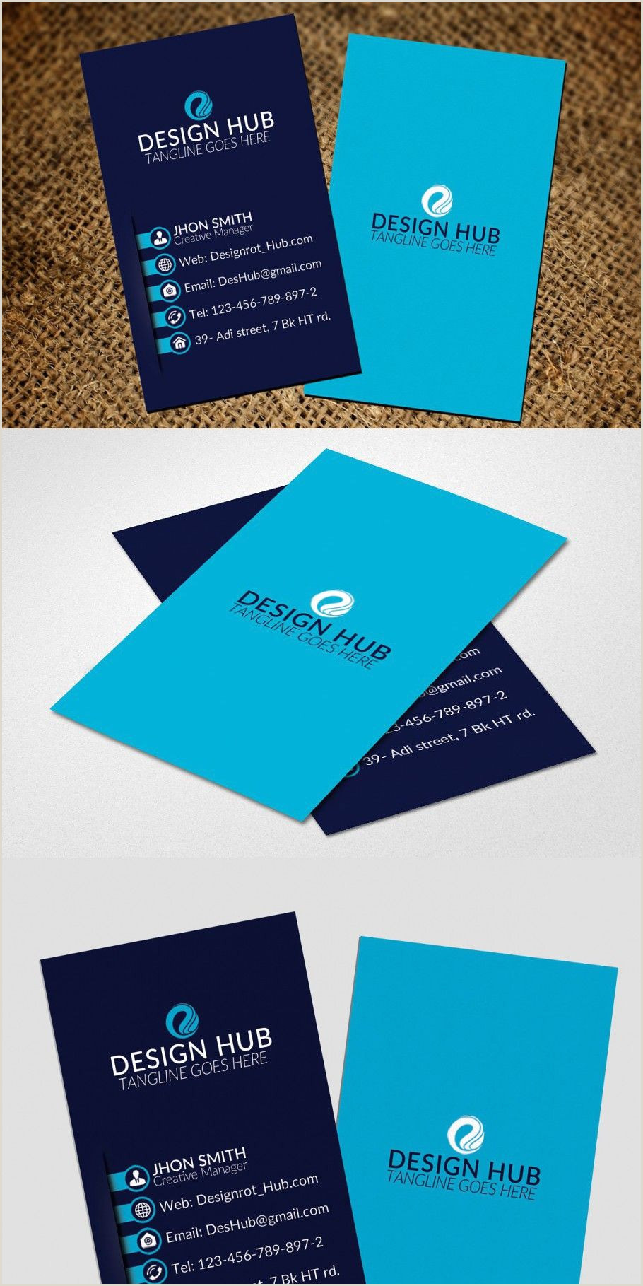 Business Card Without Address Pin On Business Card Templates