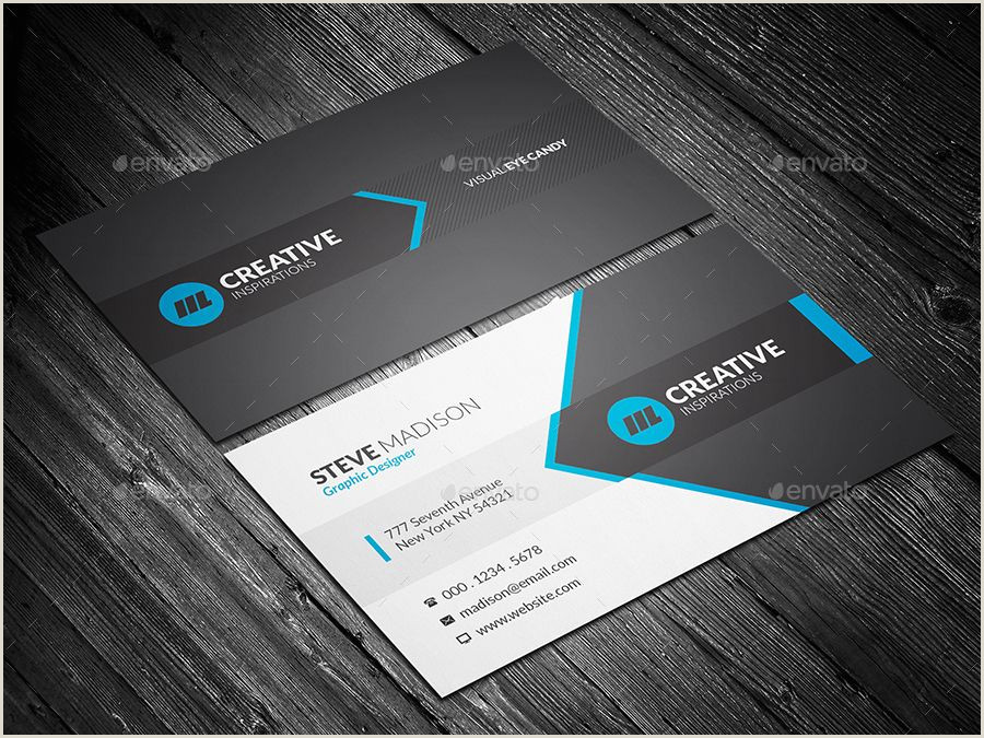 Business Cards 4 In 1 Business Card Bundle 01