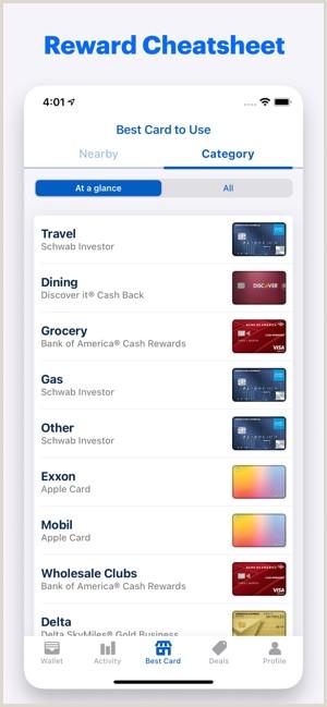 Business Cards Back Maxrewards–digital Wallet On The App Store