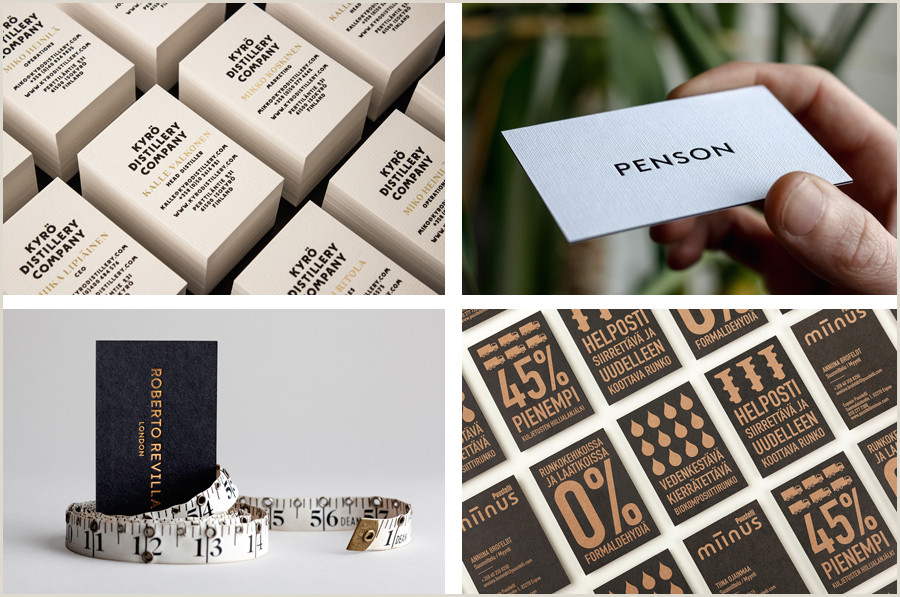 Business Cards Best The Best Business Card Gallery No 2 — Bp&o