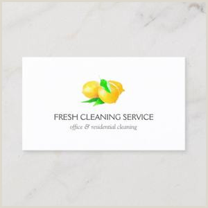 Business Cards For Cleaning Business Clean Business Card Design Clean Business Card Design