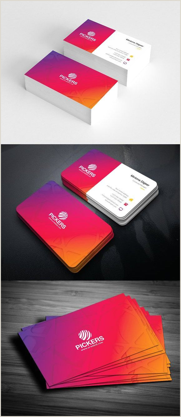 Business Cards For Cleaning Business Modern Business Card
