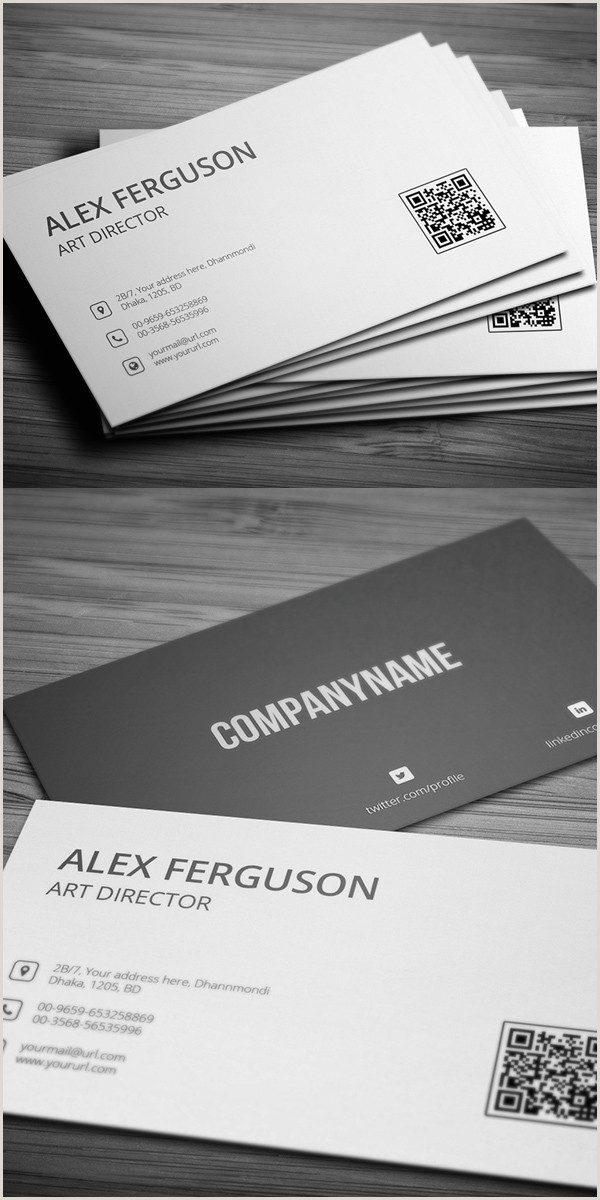 Business Cards From 80 Best Of 2017 Business Card Designs Design