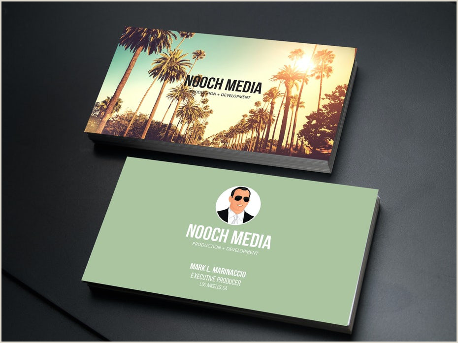 Business Cards Idea 28 Top Business Card Ideas That Seal The Deal