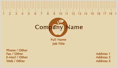 Business Cards Logo Business Card Templates Logo