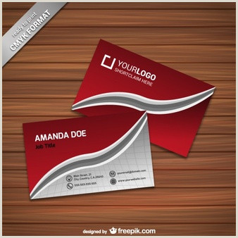 Business Cards Logo Free Vector