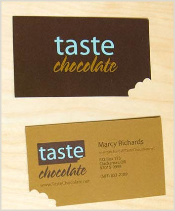 Business Cards Messages Examples 10 Cool Business Cards Examples