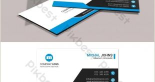 Business Cards Minimal Business Card Design with Images