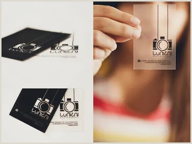 Business Cards Photography Ideas 40 Creative Graphy Business Card Designs For Inspiration