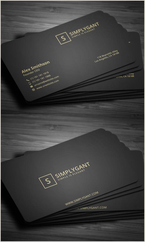 Business Cards Pinterest 80 Best Of 2017 Business Card Designs Design