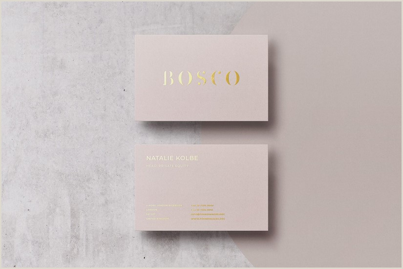 Business Cards Simple 110 Minimalist Business Cards Mockups Ideas And Templates