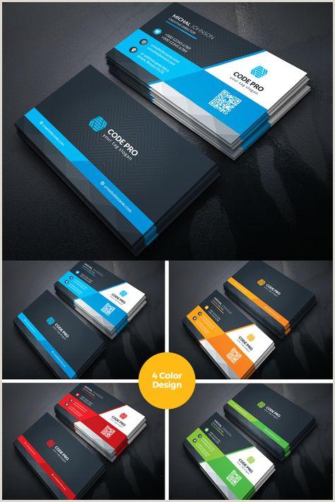 Business Cards Unique Designs Free Business Card Design