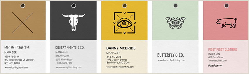 Business Cards Unique Format 25 Best Beautiful Business Cards With Unique Stand Out