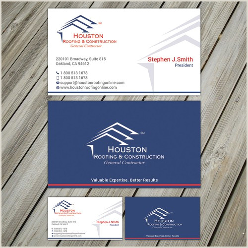 Business Cards Unique Renovation Construction Jeremy Golob New Business Card Layout For Existing Construction Pany