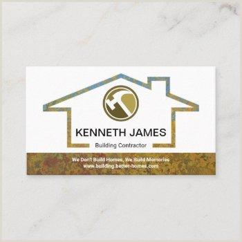 Business Cards Unique Renovation Construction Jeremy Golob Renovation Business Cards