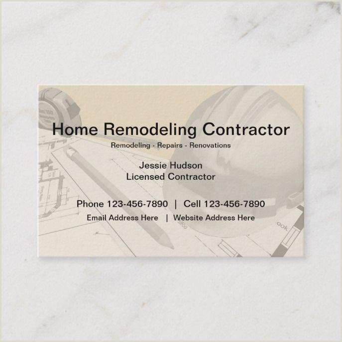 Business Cards Unique Renovation Construction Jeremy Golob Renovation Remodeling Business Cards