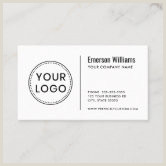 Business Cards With 2 Names Business Card 2 Names