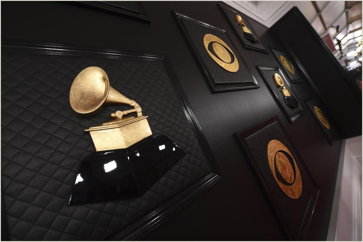Business Cards With 2 Names Seeking Inclusion Grammys Change Name Of A Music Category