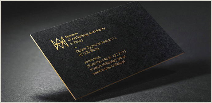 Business Cards With Gold Lettering 50 Preciously Beautiful Gold Business Card Designs – Bashooka