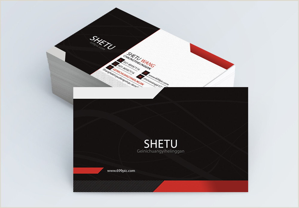 Business Cards With Photos 4900 Designer Pictures Designer Business Card Templates