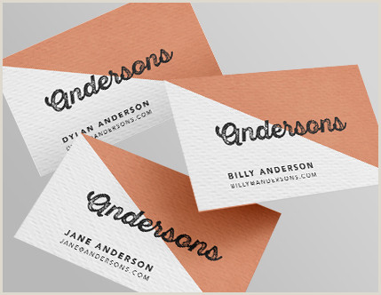 Business Cards With Two Names Multi Name Business Cards Multiple Designs
