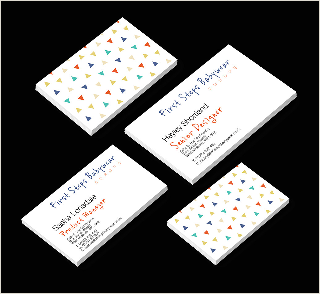 Business Cards With Two Names Multi Name Business Cards Printing