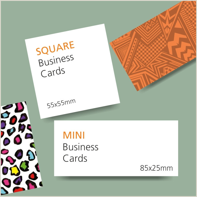 Business Cards With Two Names Multi Name Business Cards – Single Sided And Square Trimmed